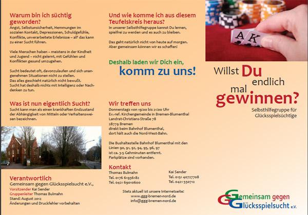 Selbsthilfegruppe Spielsucht Bremen